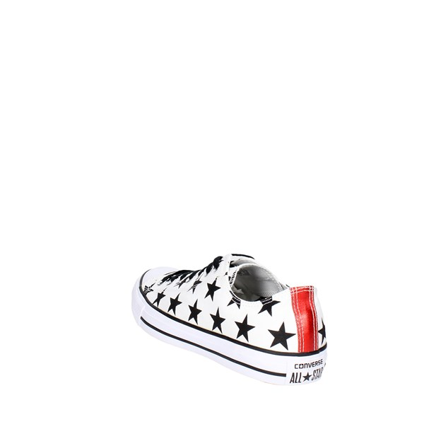 <Converse Shoes Sneakers White/Black 156823C