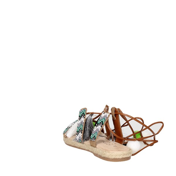 Jeiday Shoes Sandals Green ASIA