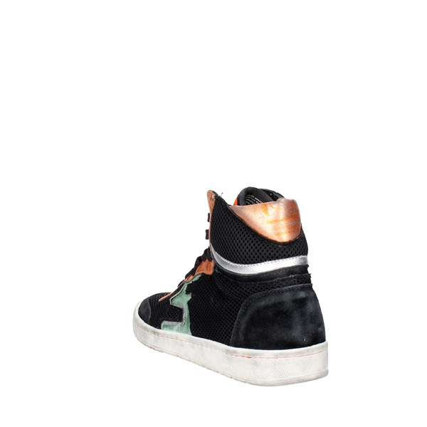 Serafini Shoes Sneakers Black CAMP.32