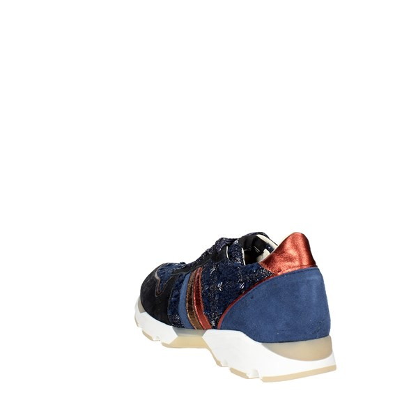 <Serafini Shoes Sneakers Blue CAMP.30