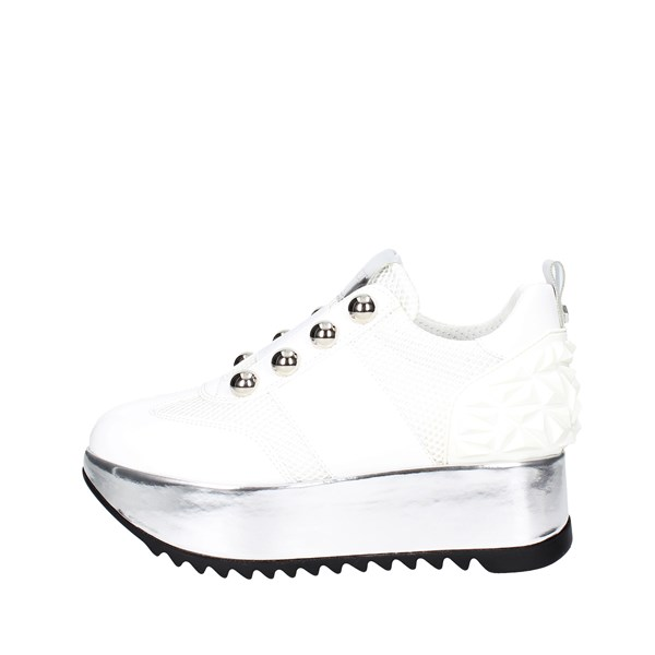 Cult Shoes Low Sneakers White CLE102997