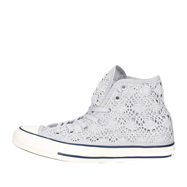 Converse Shoes High Sneakers Grey 556773C