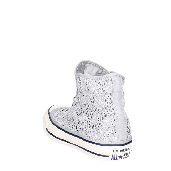 <Converse Shoes High Sneakers Grey 556773C