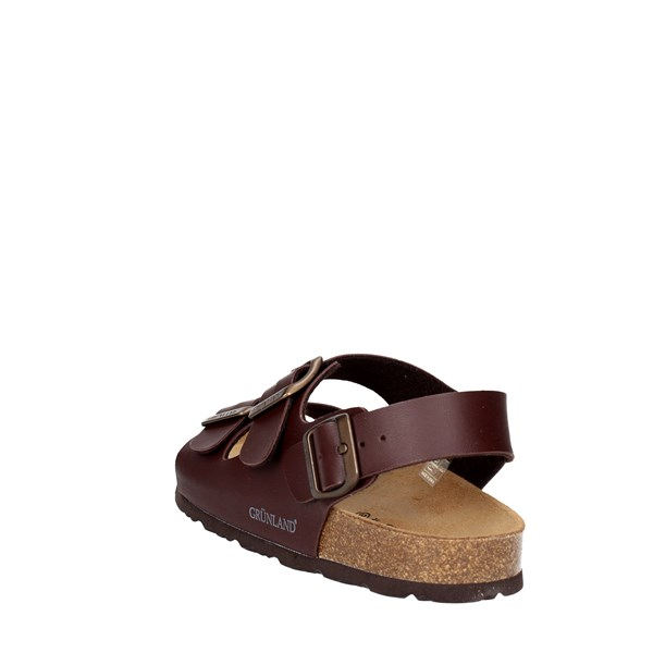 Grunland Shoes Sandals Brown SB2005-40