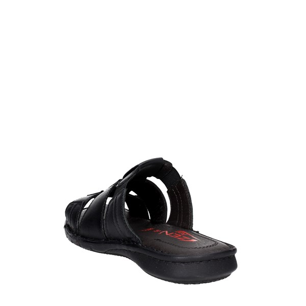 Zen Shoes slippers Black 476876