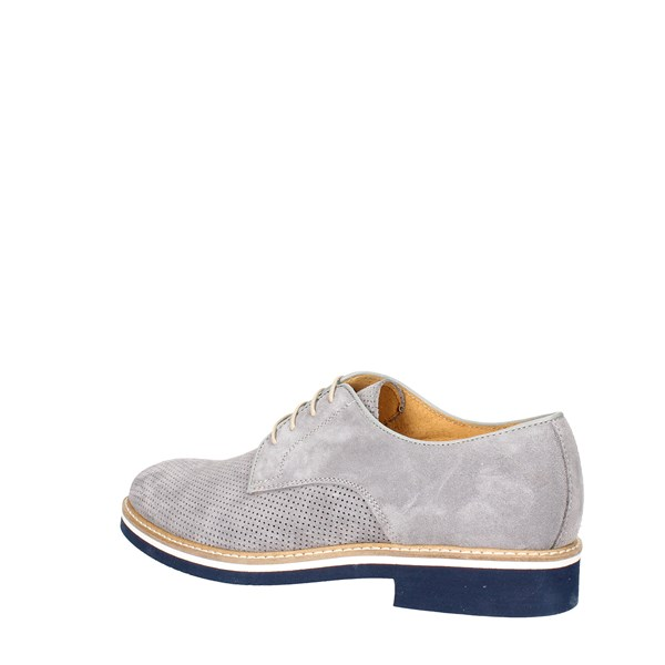 Divarese Shoes Brogue Grey 901