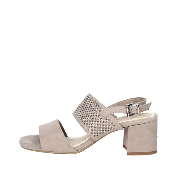 Marco Tozzi Shoes Sandal Brown Taupe 28314-28