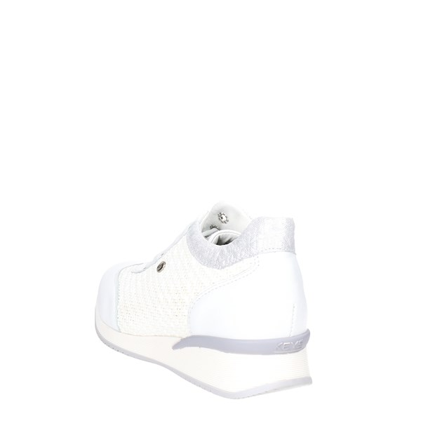 Keys Shoes Sneakers White 5212