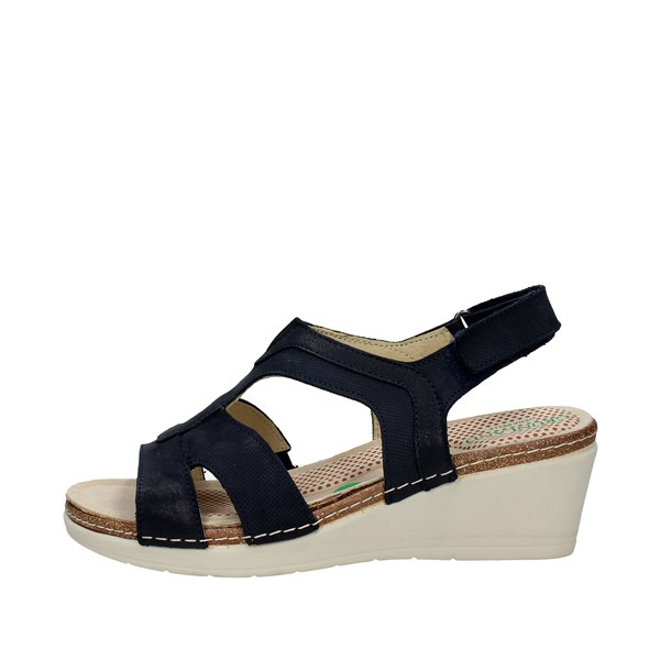 Grunland Shoes Sandal Blue SE0181-68