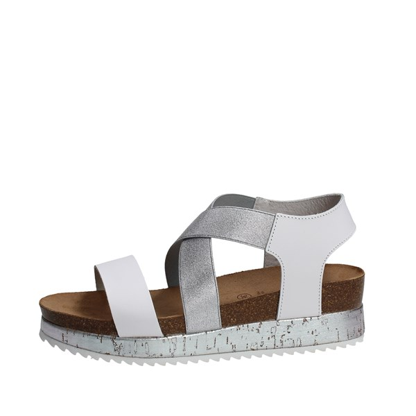 Grunland Shoes Sandals White SB0694-31