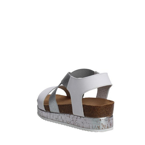 <Grunland Shoes Sandals White SB0694-31