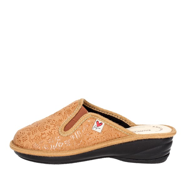 Sanycom Shoes slippers Beige 110-6