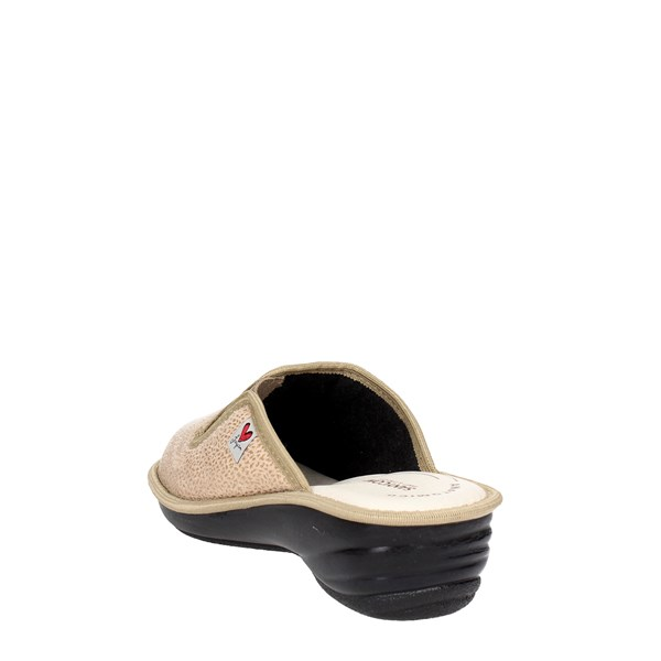Sanycom Shoes slippers Beige 110-12