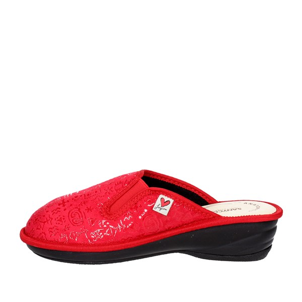Sanycom Shoes slippers Red 110-13