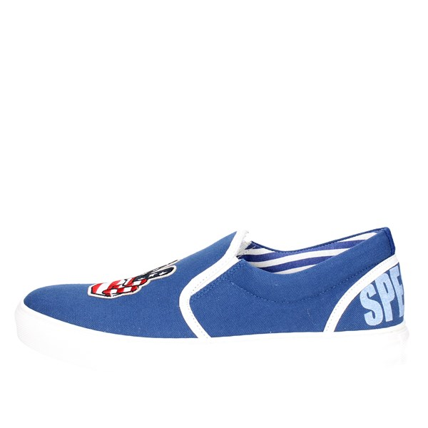 Beat Generation Shoes Sneakers Blue VS(B)