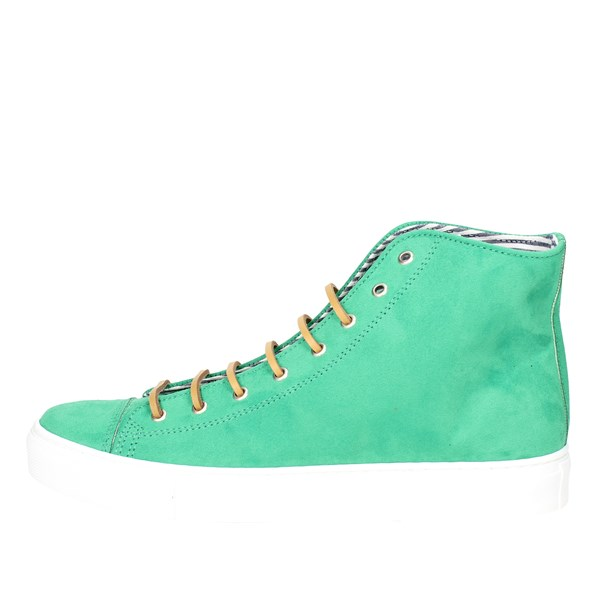 Beat Generation Shoes Sneakers Green SIENA(D)