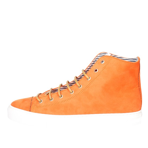 Beat Generation Shoes Sneakers Orange SIENA(F)
