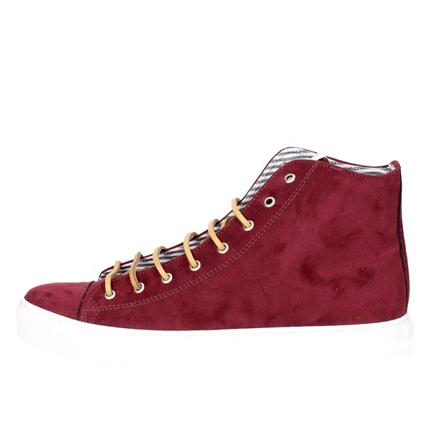 Beat Generation Shoes Sneakers Burgundy SIENA(E)