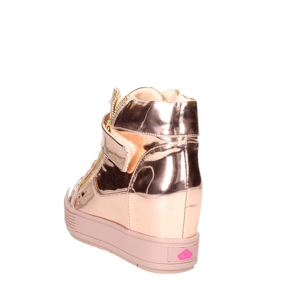 <Fornarina Shoes Sneakers Copper  PIFMJ9606WPA5100