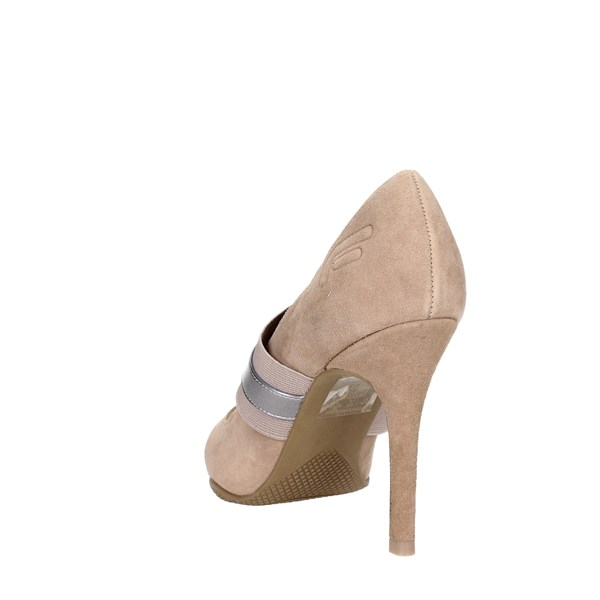 Fornarina Shoes Heels' Brown Taupe PIFEW9589WVAD600
