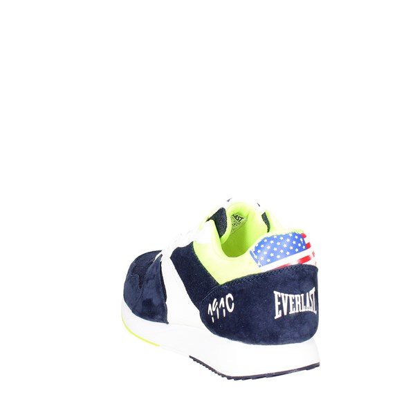 <Everlast Shoes Low Sneakers Blue 1910