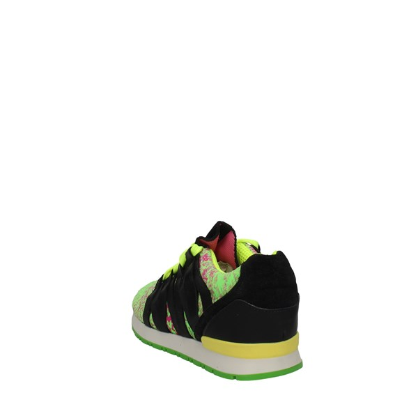 Serafini Shoes Sneakers Green PE16MIA01