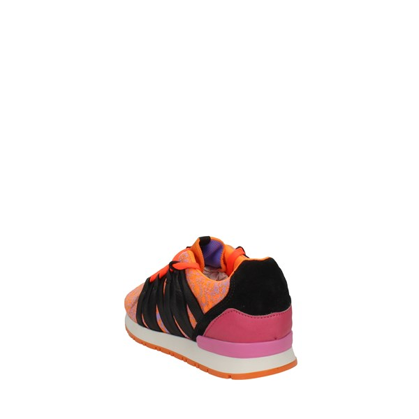 Serafini Shoes Sneakers Orange PE16MIA02