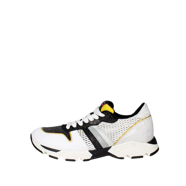 Serafini Shoes Sneakers White/Black PE16SAN13