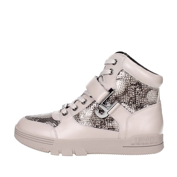 Liu-jo Shoes Sneakers Grey S66015 P0252