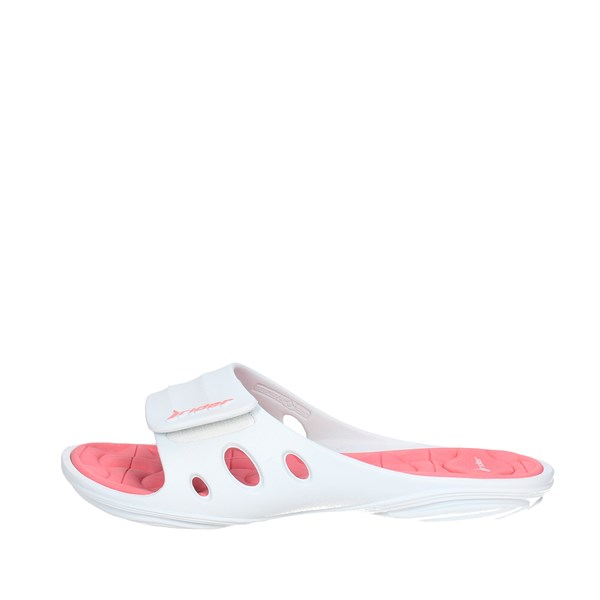 Rider Shoes Clogs White 81456
