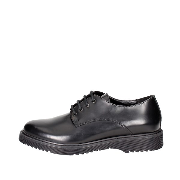 Cult Shoes Brogue Black CLJ101758