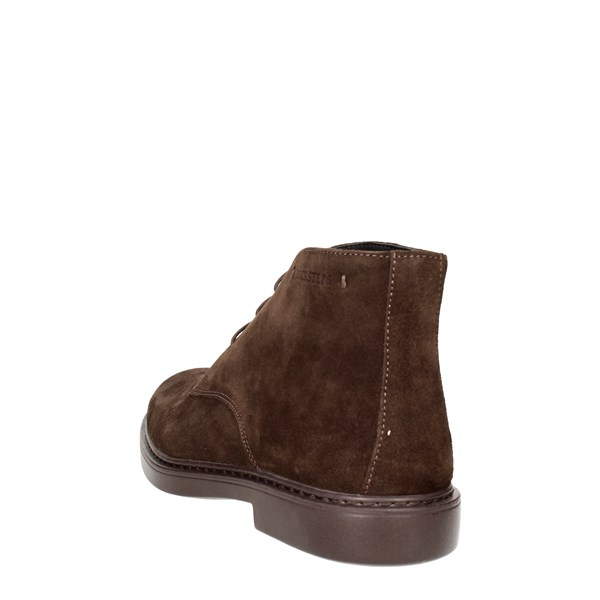 <Docksteps Shoes High-laced Boots Brown DSE103573
