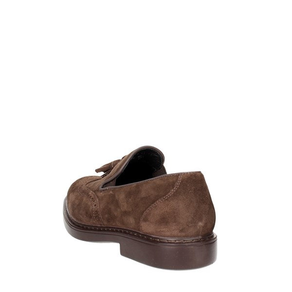 Docksteps Shoes Moccasin Brown DSE103868