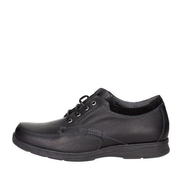 Baerchi Shoes Comfort Shoes  Black 4013