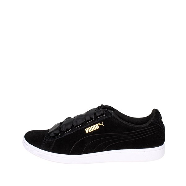 Puma Shoes Low Sneakers Black 364262 02