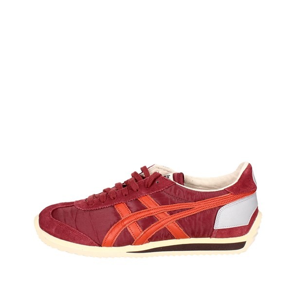 Onitsuka Tiger Scarpe Donna Sneakers Bassa BORDEAUX D110N..2627