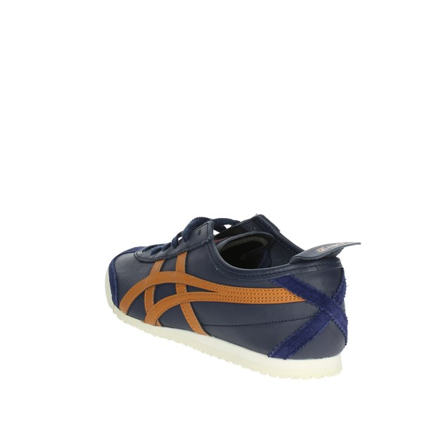 <Onitsuka Tiger Shoes Low Sneakers Blue D4J2L..5831