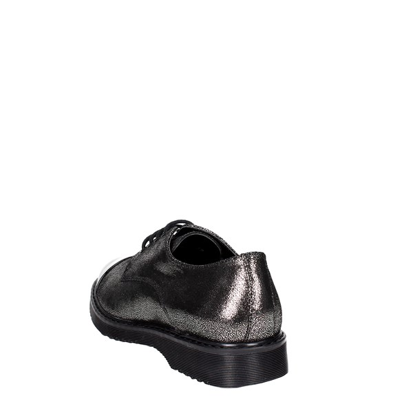Cult Shoes Parisian Black/Silver CLJ101623