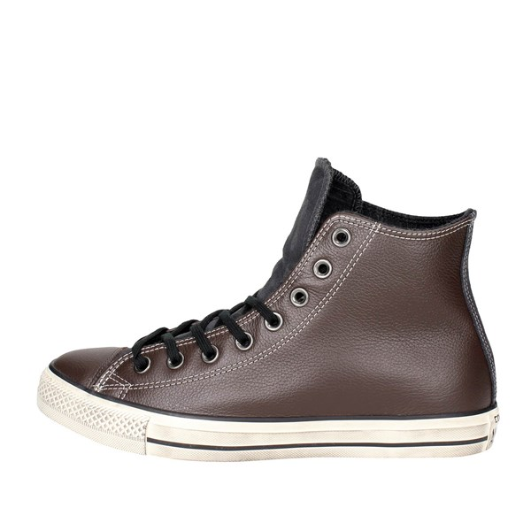 Converse Shoes Sneakers Brown 158967C