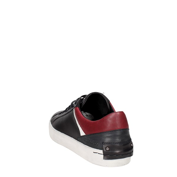 Crime London  Shoes Sneakers Black 11017A17.20