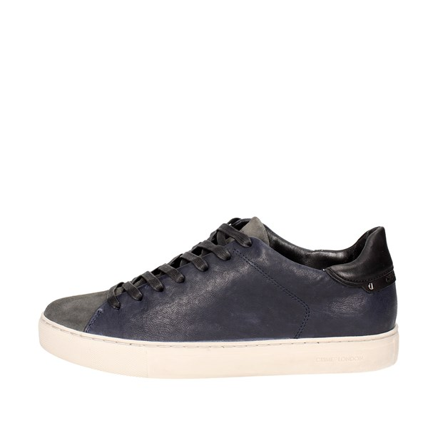 Crime London  Shoes Sneakers Blue 11301A17.40