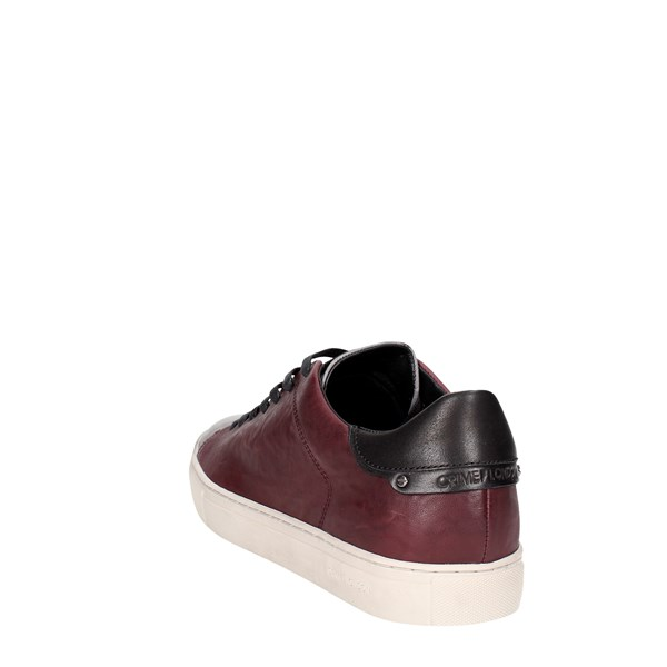 <Crime London  Shoes Low Sneakers Burgundy 11300A17.71