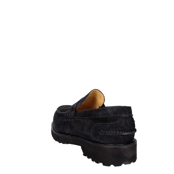 Exton Shoes Moccasin Black 5492