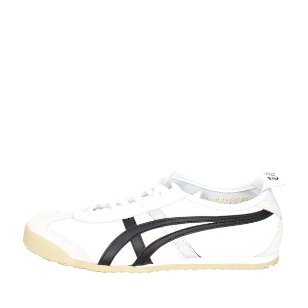 Onitsuka Tiger Shoes Sneakers White/Black DL408..0190