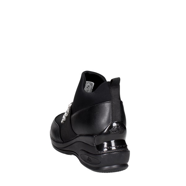 Fornarina Shoes Sneakers Black PI18DY1074L000