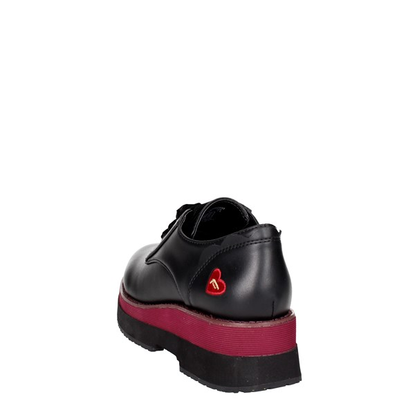 Fornarina Shoes Parisian Black PI18C1055C000