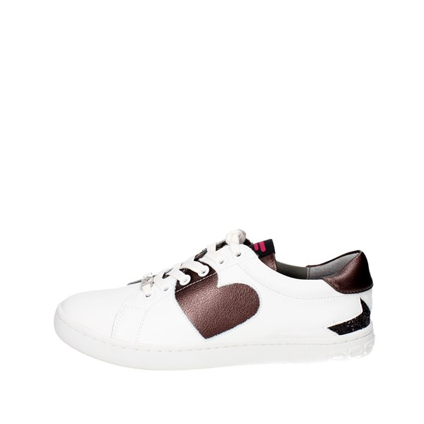 Fornarina Shoes Sneakers White PI18AN1059VL09