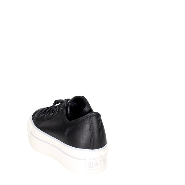 <Converse Shoes Low Sneakers Black 559016C
