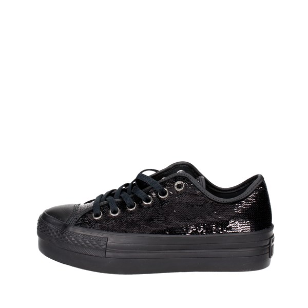 Converse Shoes Low Sneakers Black 558984C