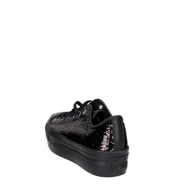 <Converse Shoes Low Sneakers Black 558984C